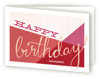 Swanky Birthday Greeting Cards