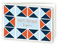Nautical Flags Greeting Cards