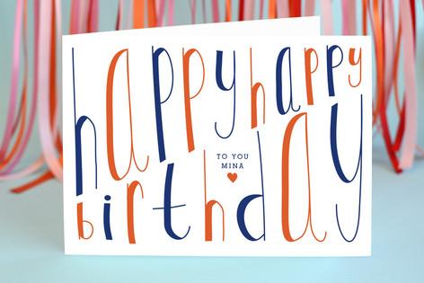 Hearty Happy Birthday Birthday Greeting Cards
