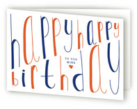 Hearty Happy Birthday Greeting Cards
