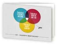 A Very Venn Birthday