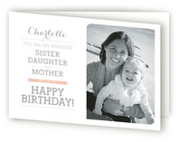 Sister, Daughter, Mother Greeting Cards