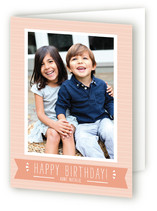 Birthday Shout Greeting Cards