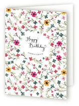 Sweet Blossoms Greeting Cards