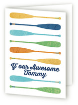 Y&#039;oar Awesome Greeting Cards