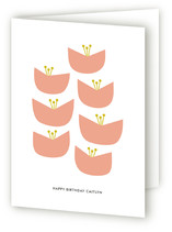 Blooms Greeting Cards