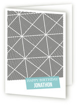 Boldly Patterned Greeting Cards