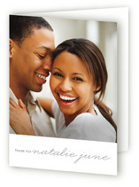 Perfectionist Adult Thank You Greeting Cards