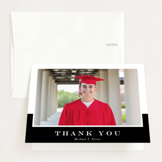 Virginia Beach Graduation Thank You Cards