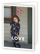 Hearts Aflutter Valentine's Day Greeting Cards