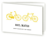 soul mates Valentine&#039;s Day Greeting Cards