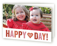 Love Day Valentine's Day Greeting Cards