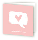 Quotable Valentine's Day Greeting Cards