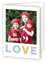 Love Large Valentine&#039;s Day Greeting Cards