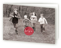 Love to You and Yours Valentine's Day Greeting Cards