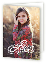 Growing Love Valentine's Day Greeting Cards