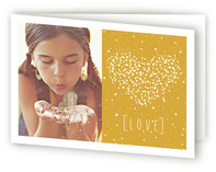 Stardust Valentine&#039;s Day Greeting Cards