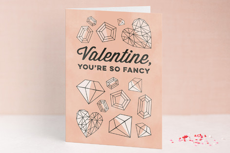 So Fancy Valentine's Day Greeting Cards