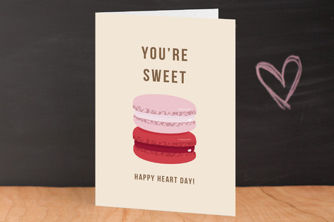 Sweet Treats Valentine's Day Greeting Cards