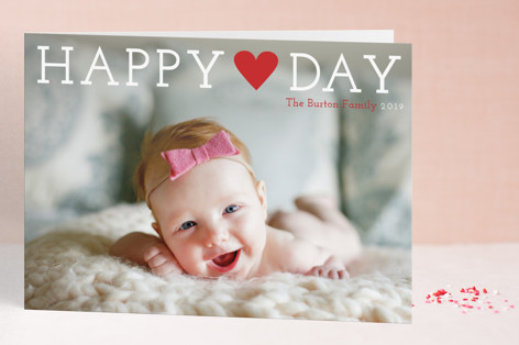 Happy Love Day Valentine's Day Greeting Cards