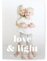 Love & Light Type by Paper Dahlia