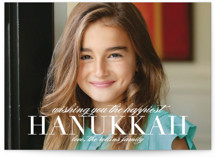 Statement Hanukkah Cards