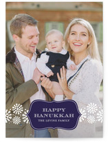 Wintery Mix Hanukkah Cards