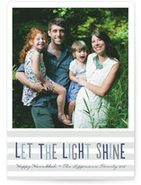 Light Shine Hanukkah Cards