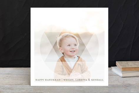 Simply Shine Hanukkah Cards