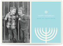 Lucent Hanukkah Cards
