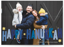 Hip Hanukkah Hanukkah Cards