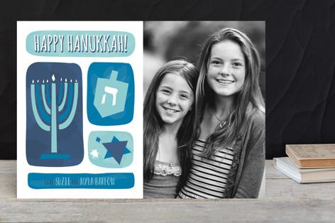 Illustrious Hanukkah Hanukkah Cards