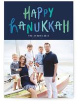 Hanukkah Joy by Mansi
