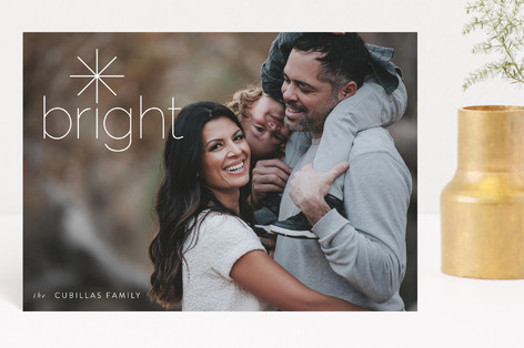 Bright Type Hanukkah Postcards