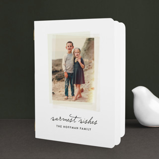 Instant Film Holiday Booklette Cards