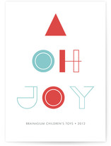 Childlike Business Holiday Cards