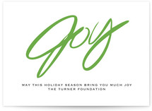 Joyful Business Holiday Cards