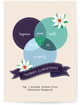 A Venny Merry Christmas Business Holiday Cards