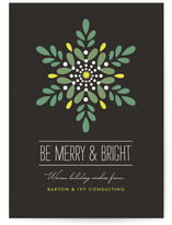 Luminosity Business Holiday Cards