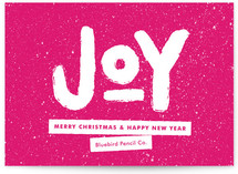 Make It Joyful Business Holiday Cards
