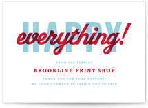 Happiness for All Business Holiday Cards