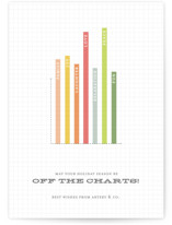 Off the Charts Holiday Business Holiday Cards