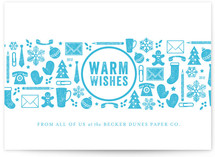 Office Dingbats Business Holiday Cards