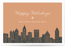 Big City - Atlanta Business Holiday Cards