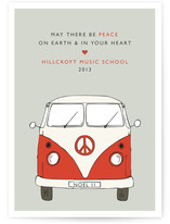 The Peace Van Business Holiday Cards