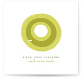 Statement Wreath Business Holiday Cards