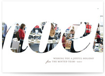 Grande Noel Business Holiday Cards