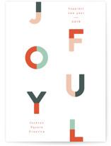 Joyful Color Block