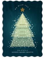 Glowing Christmas Tree