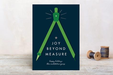 Joy Encompassed Business Holiday Cards